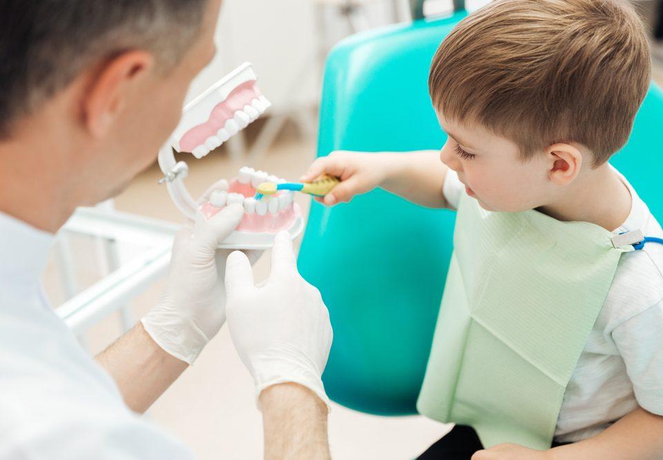 How Important Dental Care For Children