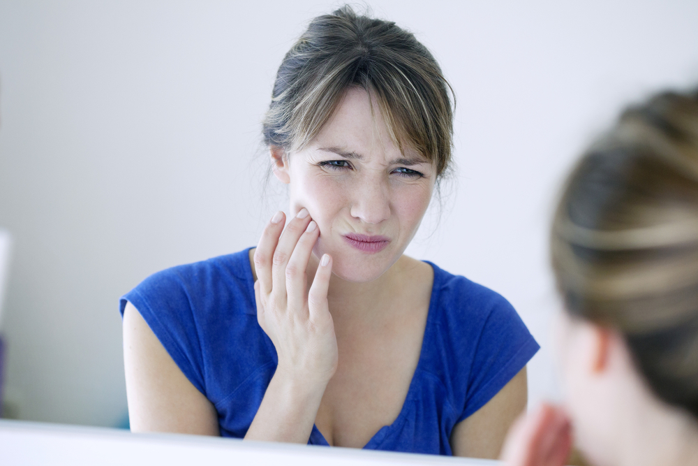 jaw pain Temporomandibular Joint Disorder