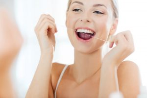Why Dental Hygiene Important Overall Health flossing
